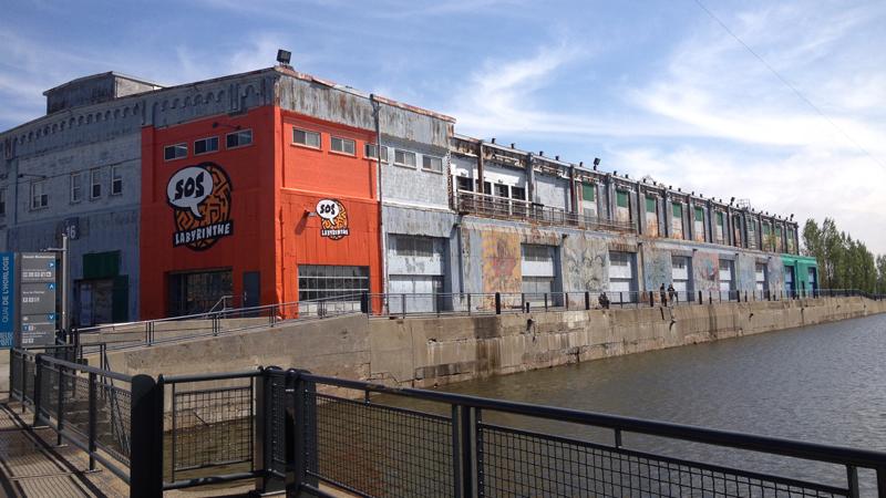 Photo façade SOS Labyrinthe