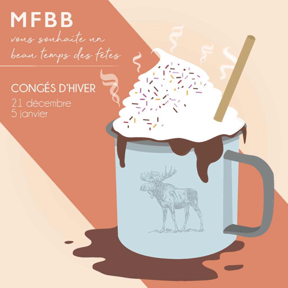 Congés d'hiver MFBB 2019